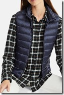 Uniqlo ultralite down vest