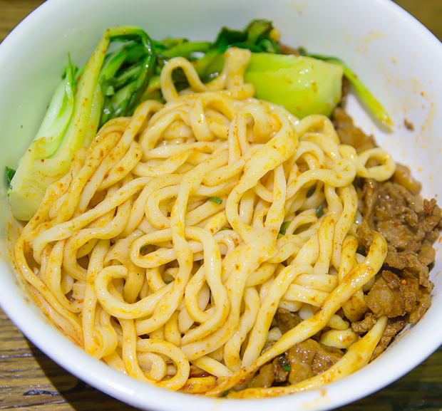 photo of Special Hot Oil Noodles