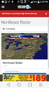 NewsChannel 9 WSYR Syracuse- screenshot thumbnail