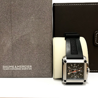 Baume & Mercier Chronograph Watch