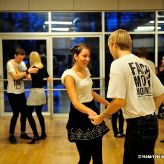 Tantsukursus aastavahetuse piduliku vastuvõtu jaoks