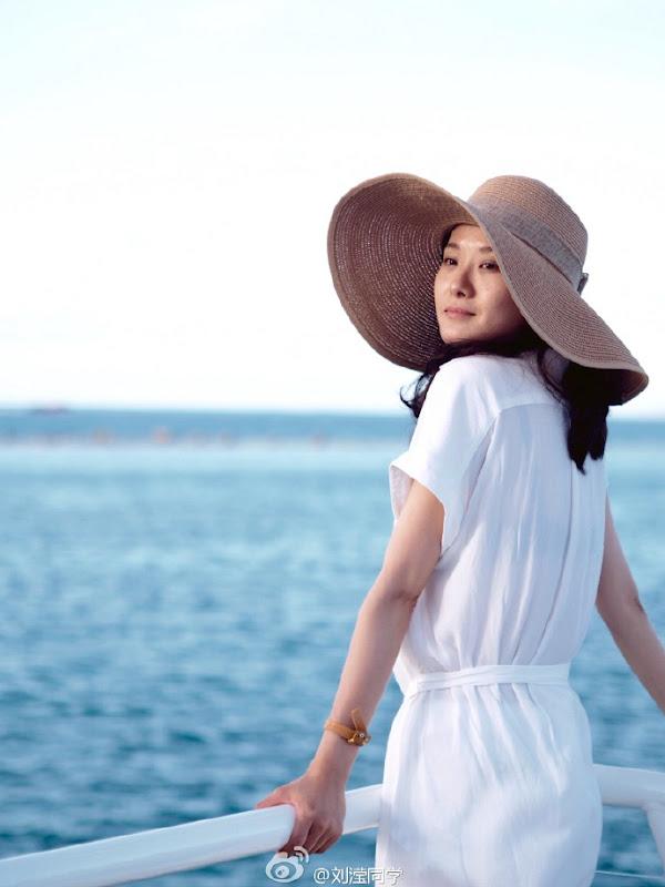Liu Yiying China Actor