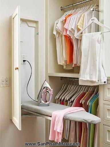 Cách trang trí tủ quần áo để được chồng khen-12