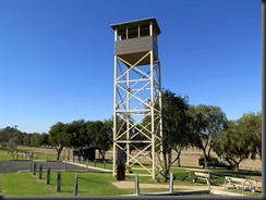 180517 007 POW Camp Site Guard Tower Cowra