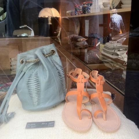 Le bohème-chic vu par Gachon Pothier rue de Saintonge