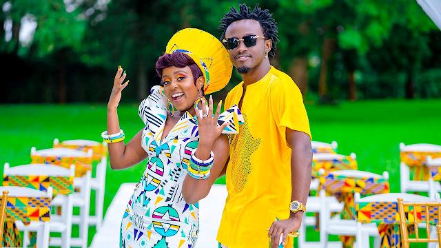gospel artist Bahati new video 'Pete Yangu' featuring Nadia Mukami video