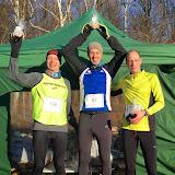 Marathon um den Öjendorfer See 28.12.2014