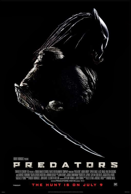 Poster Of Predators (2010) Full Movie Hindi Dubbed Free Download Watch Online At Alldownloads4u.Com