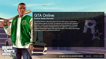 Bagaimana cara mengakses mode online GTA 5?