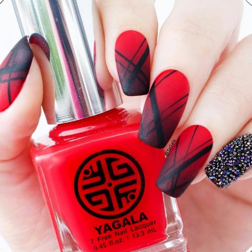 Hottest Red Nails For Woman 2018 3