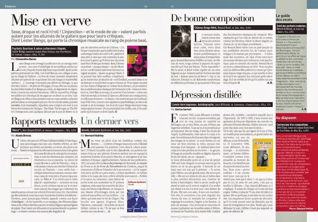 maquette magazine