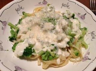 Homemade Alfredo Sauce Recipe