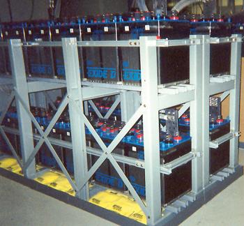 Baterias estacionarias solares baterias 12 v recargables for Baterias placas solares