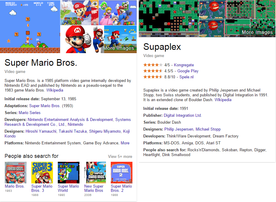 Knowledge Graph Games