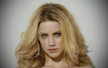 blondes women actress portrait amber heard faces 1920x1200 wallpaper