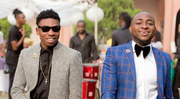Davido Has N30bn In His Account – Mayorkun Reveals