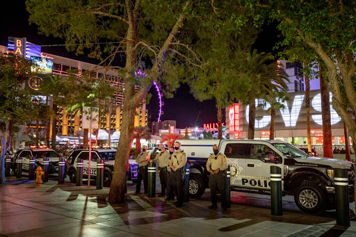 Las Vegas Strip crackdown yields more than 1,200 arrests