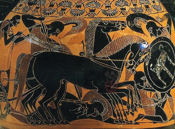 Ο Αχιλλέας ως στρατηγός: Το σχέδιό του στην τελική μάχη κατά των Τρώων