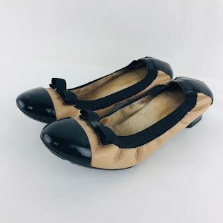 Salvatore Ferragamo Short Stacked Heels