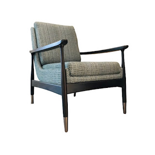 "Bassett Furniture ""Aria"" Chair"