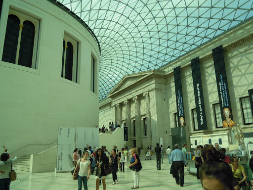 British Museum. From Best Museums in London and Beyond