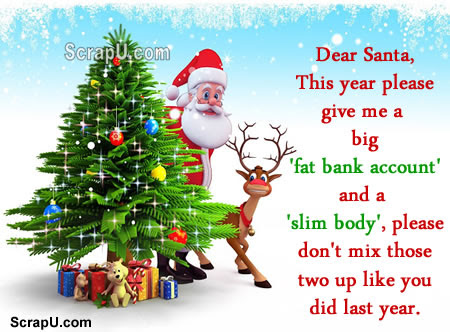 Funny Santa Claus Images