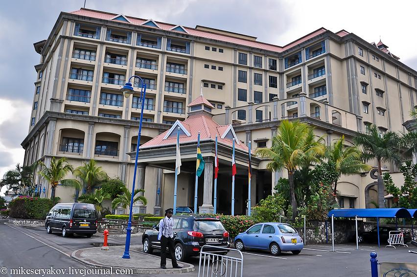 Hotel Le Labourdonnais