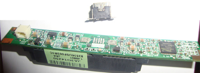 External Hard disk PCB (Circuit board)
