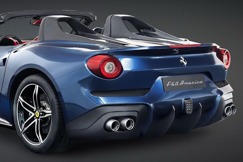 Ferrari F60 America – $2.5 Million (2)