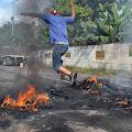 El Mayal se prendió en fuego ante la negligencia de Hidrolara