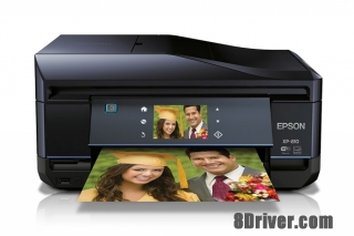 download Epson Expression Premium XP-810 printer's driver