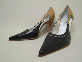 Tod's Two-Tone Pumps