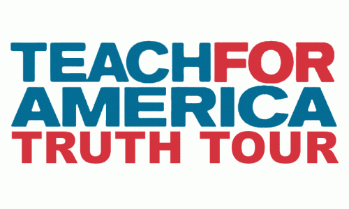 United Students Against Sweatshops TFA Truth Tour