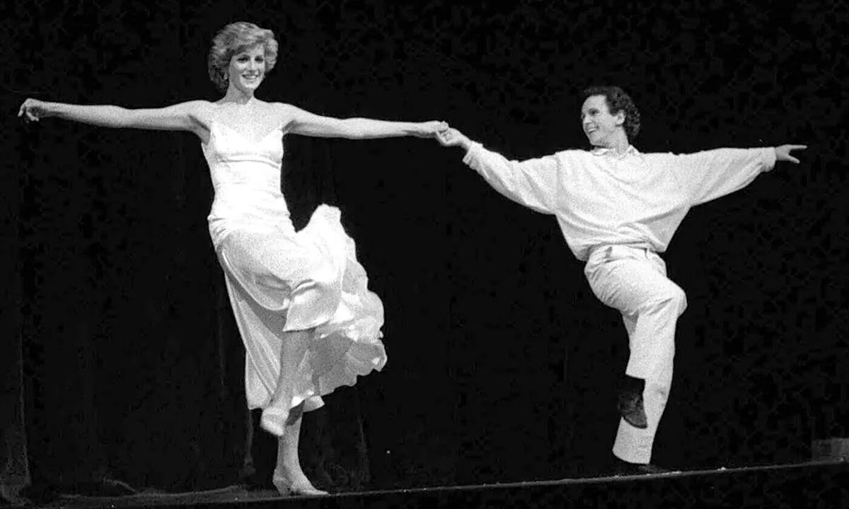 Princess Diana's Dance Partner Details her Wicked Sense of humour As he Reflects on Fond Memories