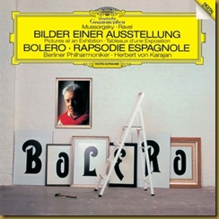 Ravel Rapsodia Karajan DDD