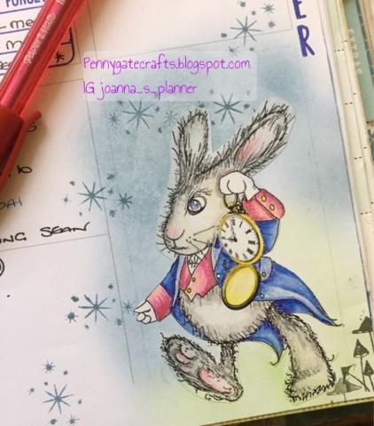 rabbit-polkadoodles-alice-winnie-wonderland-planner