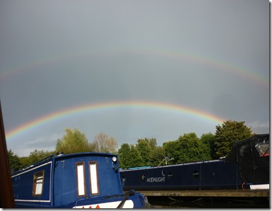1 rainbows at fazeley mill marina
