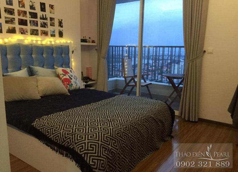 Cho thuê chung cư Thảo Điền Pearl view sông
