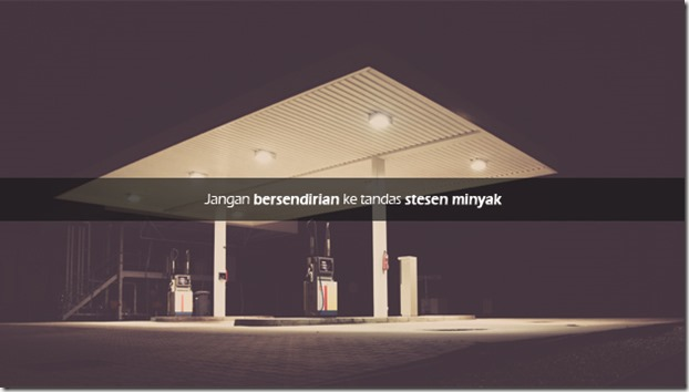 Tandas Awam Di Stesen Minyak Menjadi Sasaran Mudah Perogol? Stesen Minyak Petronas, Perogol Stesen Minyak,