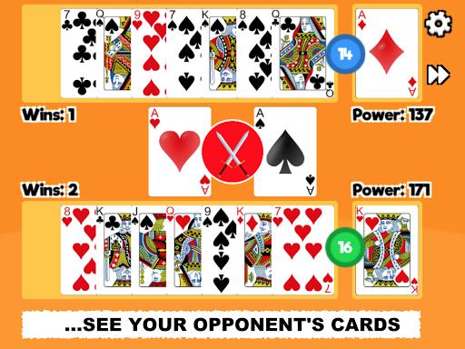 War - Card War 2.7 screenshots 16