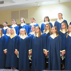 Doane Choir performs at COGS - January 11, 2019