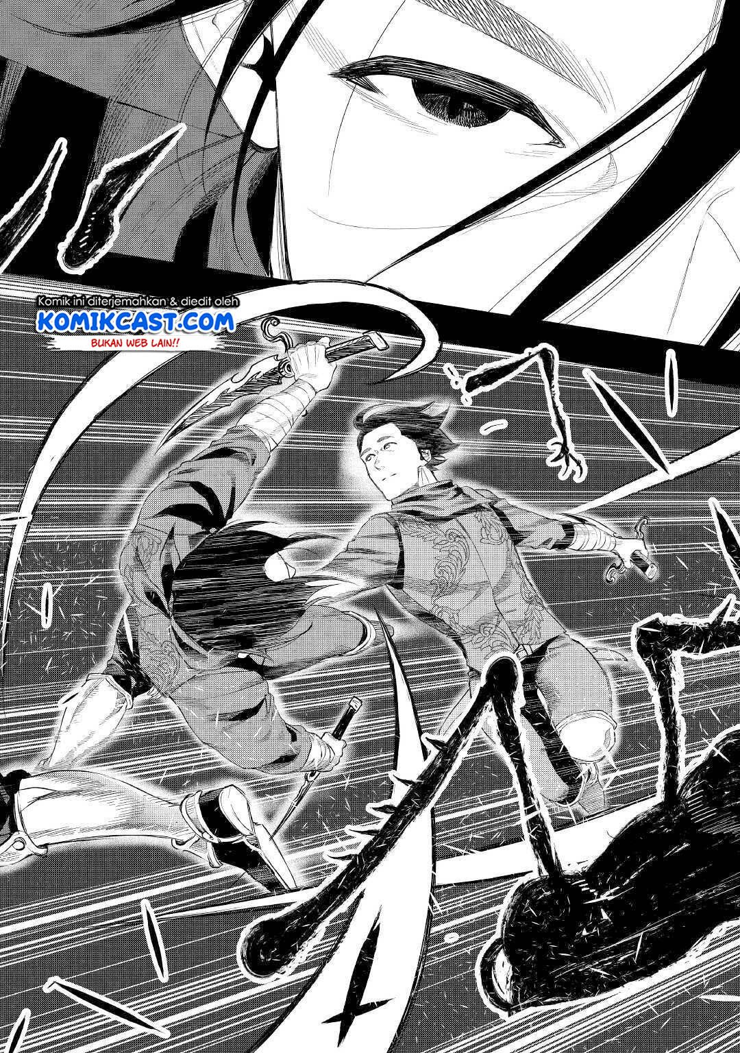 The New Gate Chapter 62