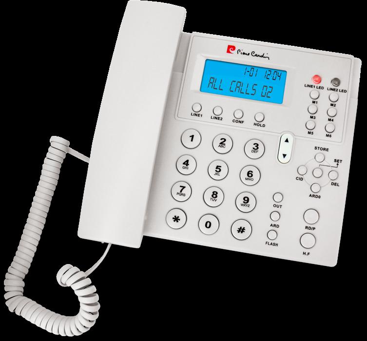 Τηλέφωνο Pierre Cardin PC-200 2γραμμών