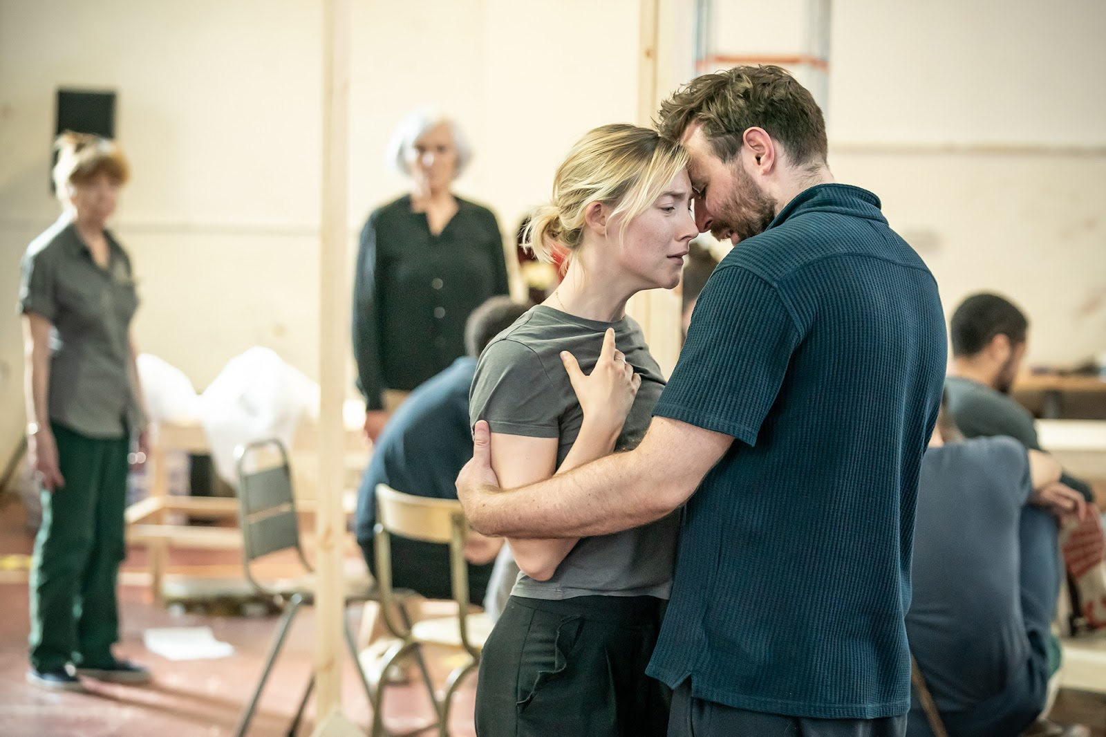 First Look: The Tragedy of Macbeth in rehearsals at the Almeida