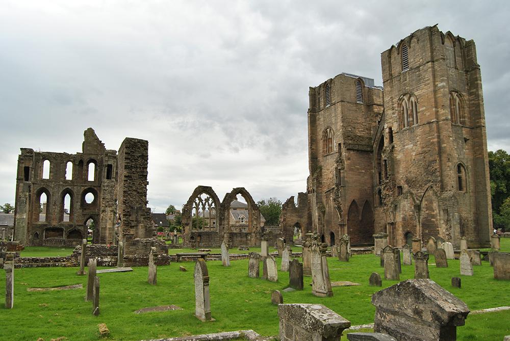 Elgin, Escocia