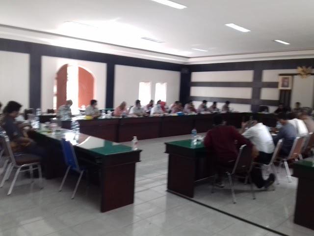 RDP Terkait Persoalan Dua Perusaahan Berbeda, Hingga Melahirkan Rekomendasi Anggota Dewan