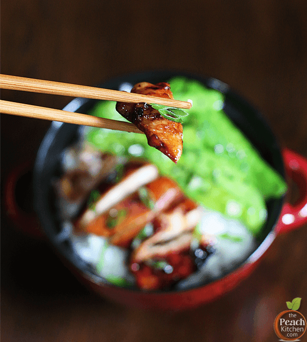 Chicken Teriyaki Bowl