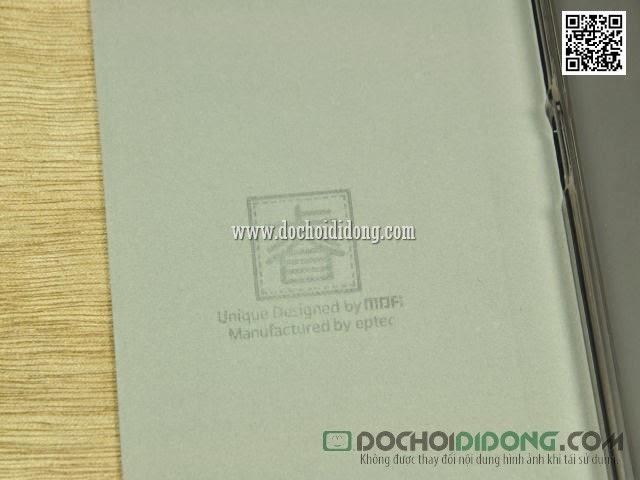 Bao da Gionee S5.5 da trơn nắp thép