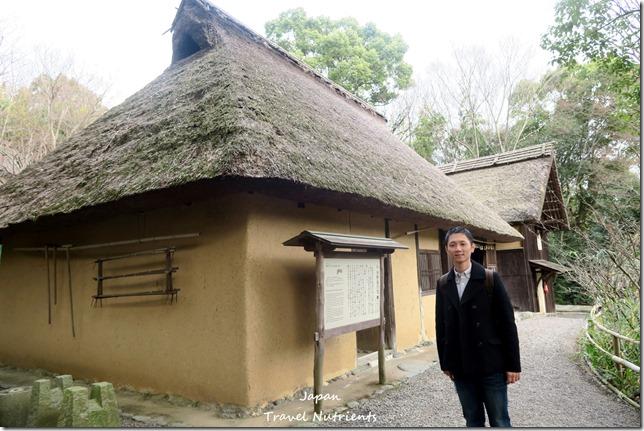日本四國高松景點博物館  四國村 (18)