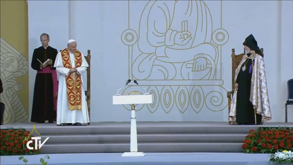 Papież Franciszek w Armenii 2, 25 czerwca 2016 - 13510908_1234658423212426_9142415230930790947_n.jpg